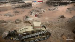 Making friends on Battlefield 1