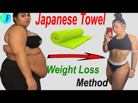 A New Japanese Method To Lose Weight –Burn Fat In 10 Days New Technique - How Get Rid Belly Fat Fast