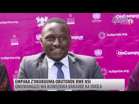 Abayizi e Makerere bakoze ekibiina okutaasa obutonde bwensi