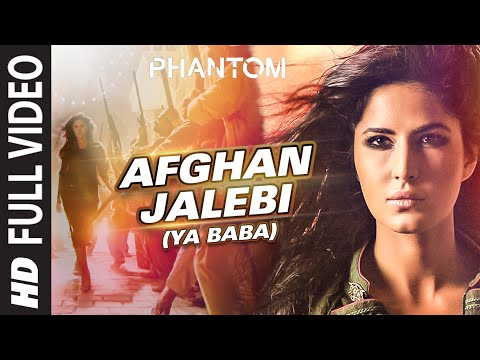 Afghan Jalebi (Ya Baba) FULL VIDEO Song | Phantom | Saif Ali Khan, Katrina Kaif | T-Series