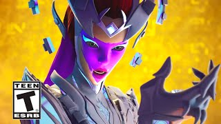 Fortnite The Cube Queen Trailer