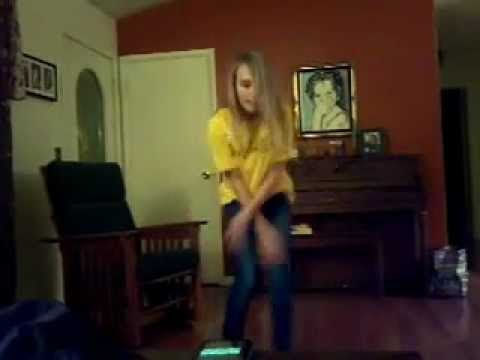 12 year old girl dances Gangnam Style