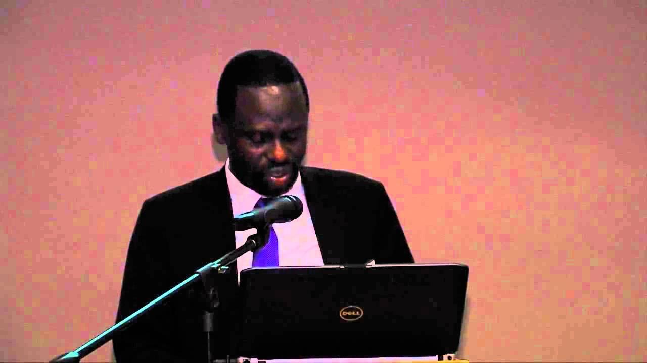 UJ-BCURE launch, Prof Tshilidzi Marwala