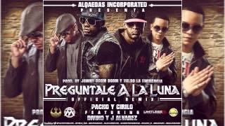 Preguntale A La Luna (Remix) - J Alvarez feat. Divino y J Alvarez (Video)