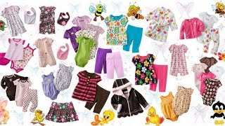 Покупки детской одежды в интернет-магазинах NEXT и Mothercare