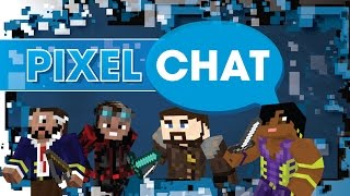 Pixel Chat - Meet the team