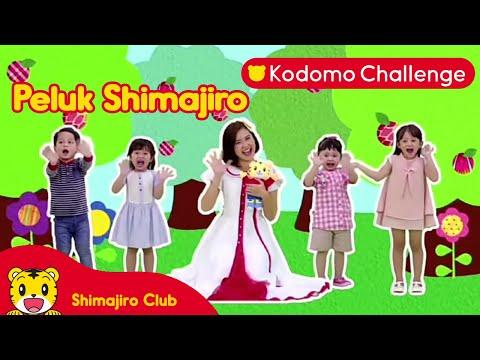 Bernyanyi Lagu Peluk Shimajiro