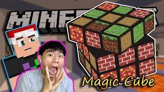 GIẢI MÃ CHIẾC HỘP BÍ ẨN - Minecraft The Magic Cube