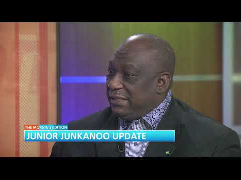 Junior Junkanoo Update
