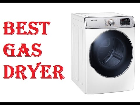 Best Gas Dryer 2017