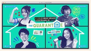 The Quarantine Day 7 [Full Stream]