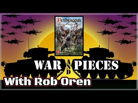 War and Pieces - GMT'S Coin Series Pendragon: The Fall of Roman Britain