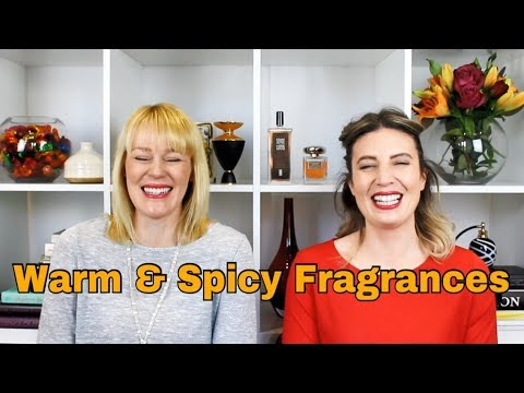 Warm & Spicy Fragrances | The Perfume Pros