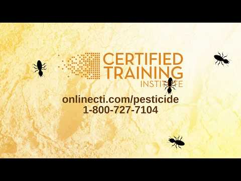 Structural Pest Control Continuing Education - YouTube