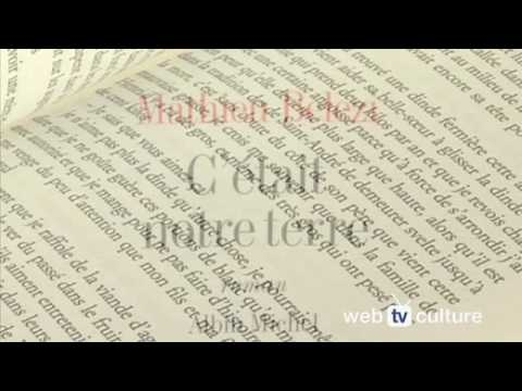 Vidéo de Mathieu Belezi