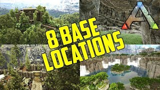 ark survival evolved new map base locations - TH-Clip
