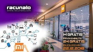 Xiaomi Mi Store - Arena shopping centar Zagreb otvorenje 22.12.2018.
