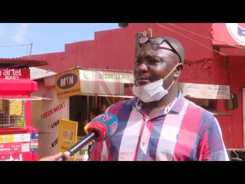 OKUJJUKIRA ABAJULIZI: Abasuubuzi e Namugongo bakaaba