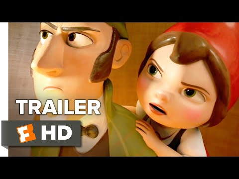 Movie Trailer: Sherlock Gnomes (0)