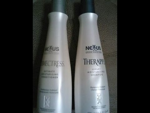 , title : 'Nexxus Therapee & Humectress Review'