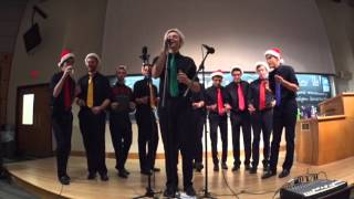 White Christmas (The Drifters Cover) - The Doo Wop Shop A Cappella