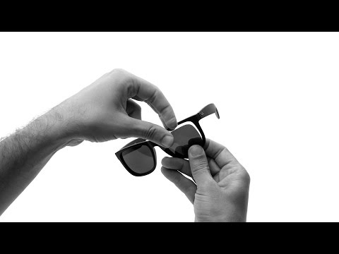 Ray-Ban Justin 54mm RB4165 Lens Replacement & Installation Instructions
