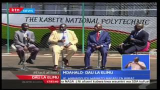 Dau la Elimu: Elimu ya Ufundi na Frank Otieno - 04/03/2017 [Sehemu ya Tatu]