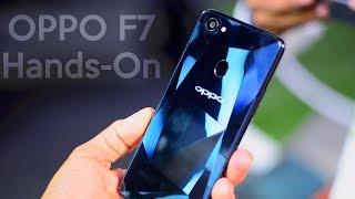 Oppo f7 RAM 6gb ROM 128gb