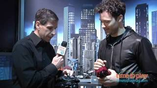 2012 Toy Fair Sneak Peek | Mattel | WWE | Cars | The Dark Knight Rises | Hotwheels