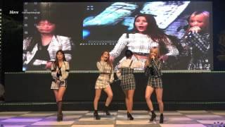 170511 배재대학교 축제 마마무(MAMAMOO) 음오아예 직캠_Move