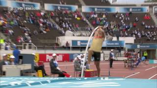 Pascal Behrenbruch- Pole vault 5m- Helsinky 2012