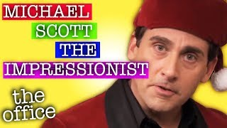 Michael Scott: The Master Impressionist - The Office US