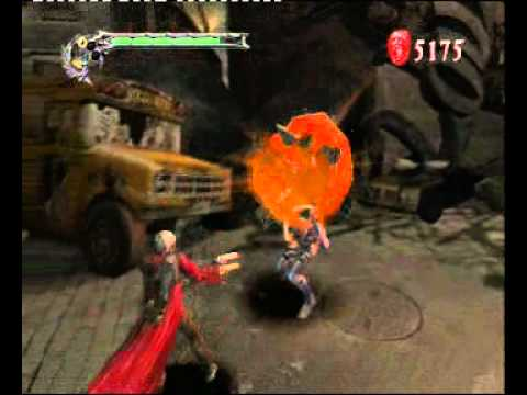 Devil May Cry 3 hd collection gameplay - Buscando mi estilo