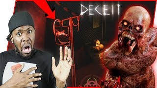 They CAUGHT Me Red Handed! - Deceit Gameplay