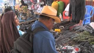 Documentary On Tlacolula, Oaxaca, Mexico