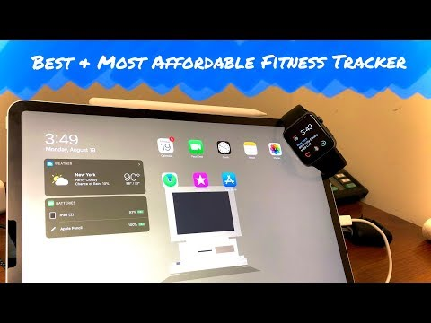 The Best & Most Affordable Fitness Tracker | OG Apple Watch 5 Years Later