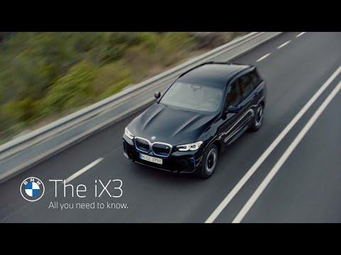 Musique publicité  BMW La nouvelle BMW iX3.  Tout ce que tu as besoin de savoir.     Juillet 2021