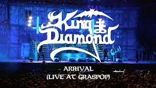 "King Diamond ""Arrival (Live at Graspop)"" (OFFICIAL)"