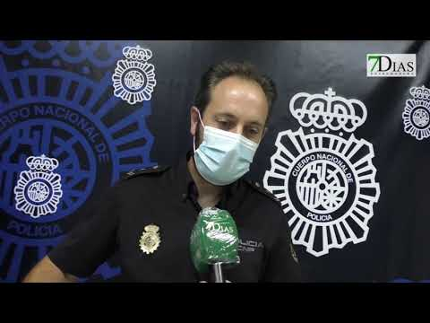 LA POLICÍA NACIONAL SALVA LA VIDA DE UN HOMBRE EN EL PUENTE REAL