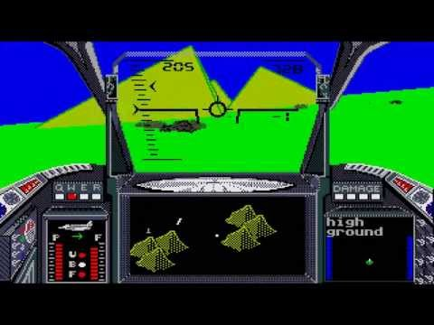 Strike Force Harrier Atari