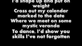 Say Anything - All Choked Up -Lyrics-
