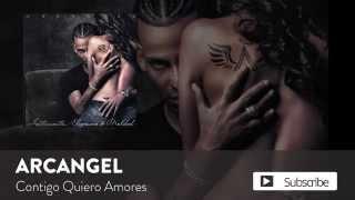 Contigo Quiero Amores (Audio) - Arcangel (Video)