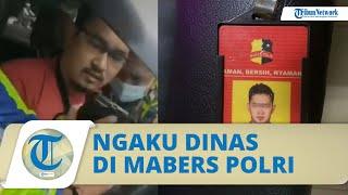 Pengemudi Mobil Ngaku Polisi Berdinas di Mabes Polri saat Ditilang, Beli KTA Palsu Rp2 Juta