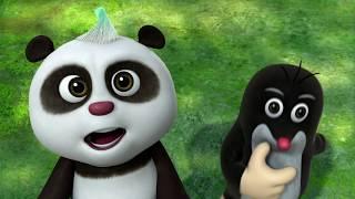 Кротик и Панда - 6 серия (мультик для детей)