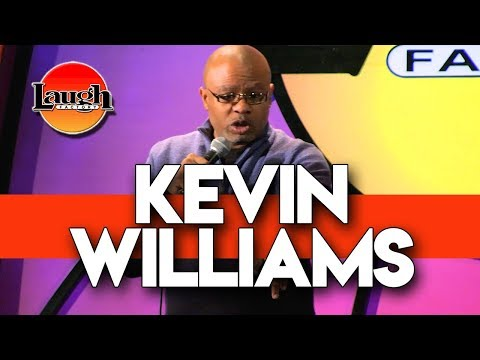 Kevin Williams   Kids Today   Laugh Factory Chicago Stand Up