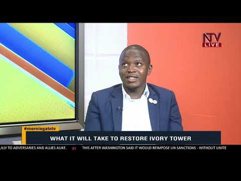 Makerere Guild President speaks out on Ivory Tower fire and what next