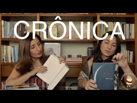 Crônica - O que é