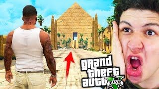 Encontré La CIUDAD PERDIDA De GTA 5... Grand Theft Auto V - GTA V Mods