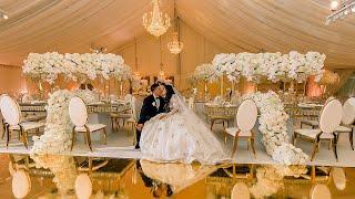 OUR FAIRYTALE WEDDING! Karina & Raul Wedding Vlog
