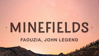 Faouzia Minefields ft John Legend...